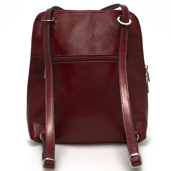 75644885 картинка Женская сумка-рюкзак Francesco Molinary арт. 011626-1 от магазина  Mr.