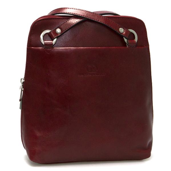 2856bebd7f50 Женская сумка-рюкзак Francesco Molinary арт. 011626-1 купить в интернет-магазине  Mr.Сумкин.