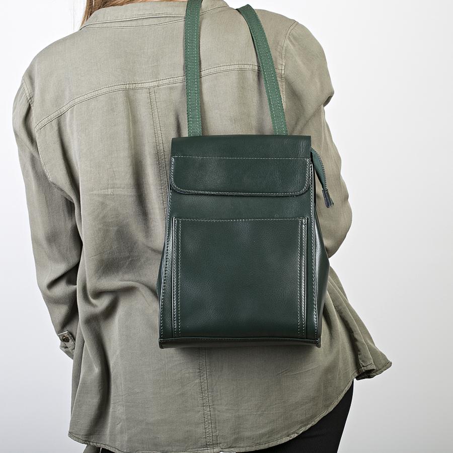 171fadade75e Женская сумка - рюкзак Poshete арт. 871892-1609 купить в интернет ...