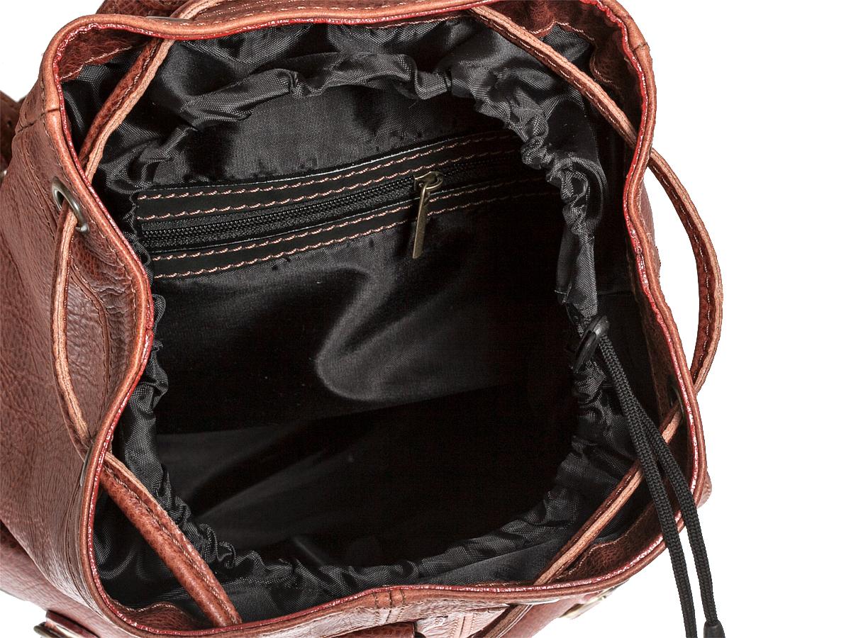 Купить кожаный рюкзак sacvoyage рюкзак кенгуру надюша bombus