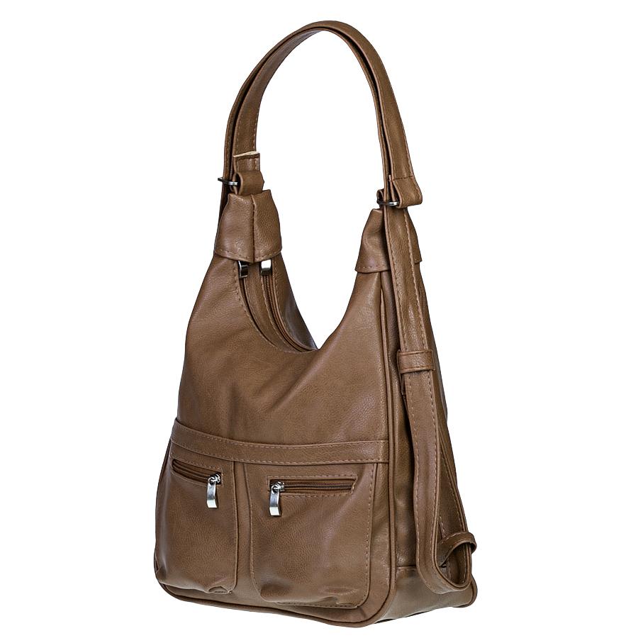 a3b7eadd2c1f картинка Женская сумка-трансформер Караван арт. 294151-ик от магазина  Mr.Сумкин
