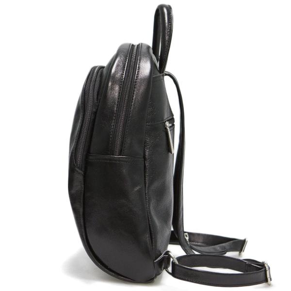 20da2020784d картинка Кожаный рюкзак Francesco Molinary арт. 0117051 от магазина  Mr.Сумкин
