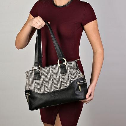 03daa7511c04 картинка Женская сумка Bagsland арт. 2642040-ик магазин Mr.Сумкин