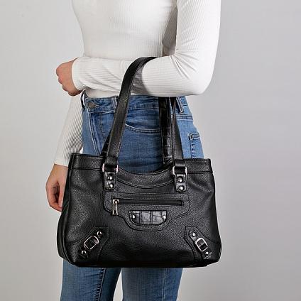8cc0c6a5de83 картинка Женская сумка Jonas Hanway арт. 2645228-ик магазин Mr.Сумкин