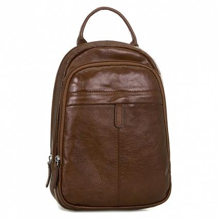6e207babe5e3 Кожаные рюкзаки купить в интернет-магазине Mr.Сумкин. Доставка по ...