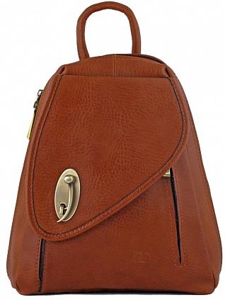 f19aebefa853 картинка Кожаный рюкзак Francesco Molinary арт. 011322016 магазин Mr.Сумкин