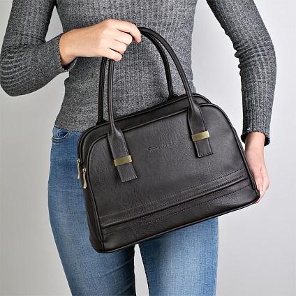 232615e51502 картинка Женская сумка Bagsland арт. 2672354-ик магазин Mr.Сумкин