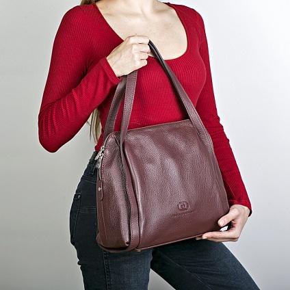 f0b72f25494a картинка Женская сумка Francesco Molinary арт. 8120868 магазин Mr.Сумкин