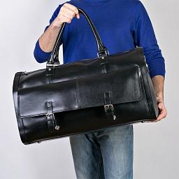 f49b8770b100 картинка Дорожная сумка Francesco Molinary арт. 754513-10394-1 магазин  Одежда+ являющийся