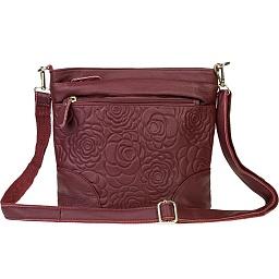 b8c534e7d324 Женские сумки из натуральной кожи. картинка Женская сумка - планшет Poshete  арт. 871880-1002 магазин Mr.Сумкин